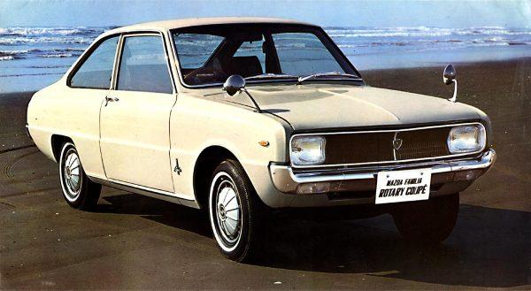 Mazda «Familia Rotary Coupe»