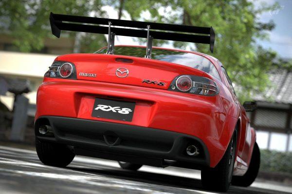 «Mazda RX-8»