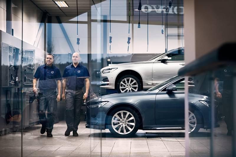 Volvo отзывает в России ряд моделей своих автомобилей