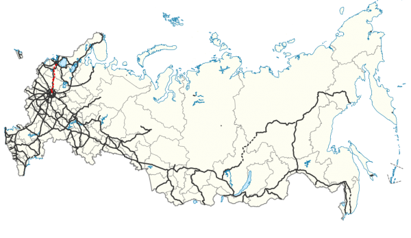 М11 Москва — Санкт-Петербург