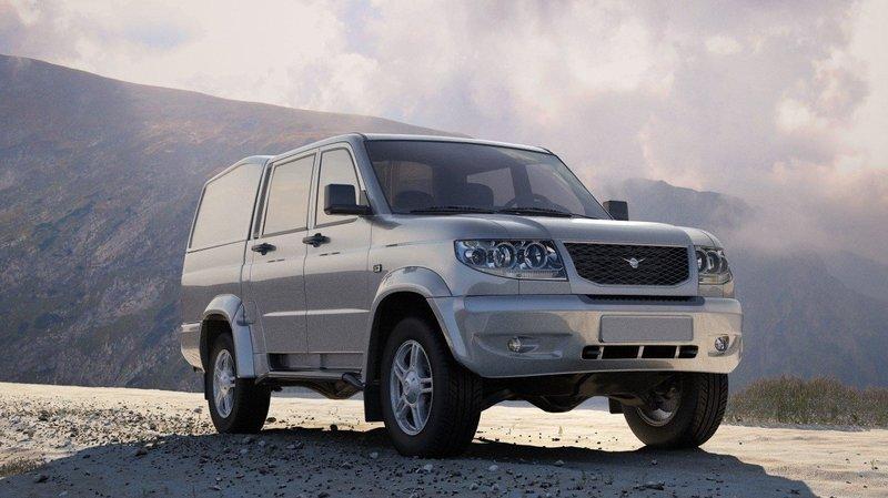 Новый УАЗ «Патриот» от Cadillac бороздит просторы России