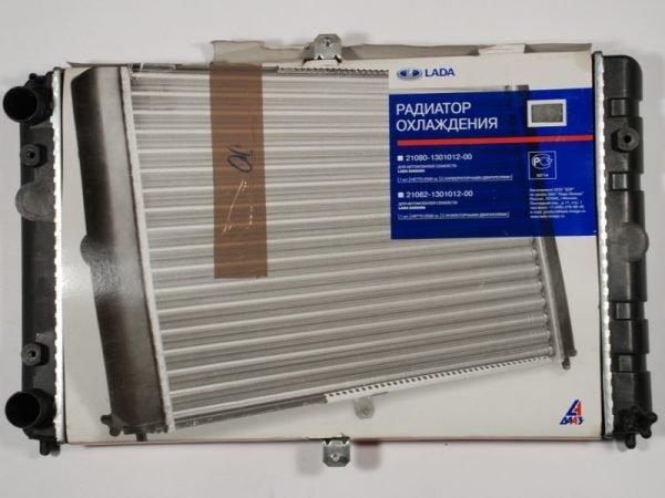 Радиатор печки ВАЗ — 2114 ДААЗ для замены