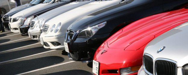 подержаные автомобили