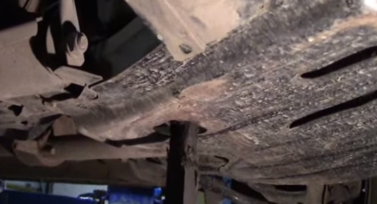 Подставка под двигатель