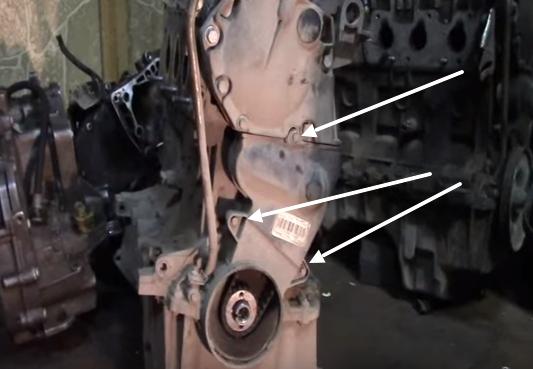 Двигатель Рено «Логан»