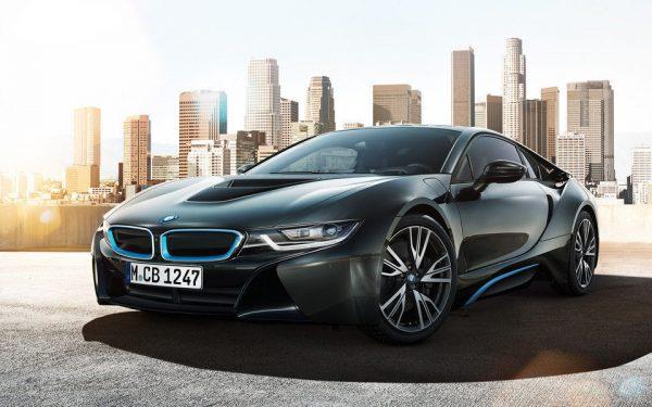 Мечта Александра Петрова — BMW i8