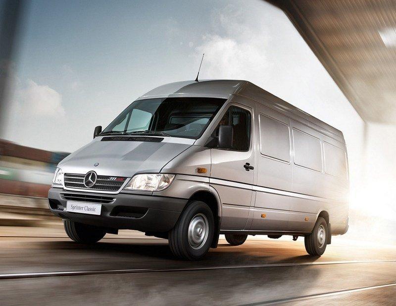 НовыйSprinter Classic отMercedes-Benz стал востребован в России