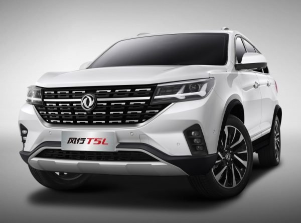 Dongfeng Т5L
