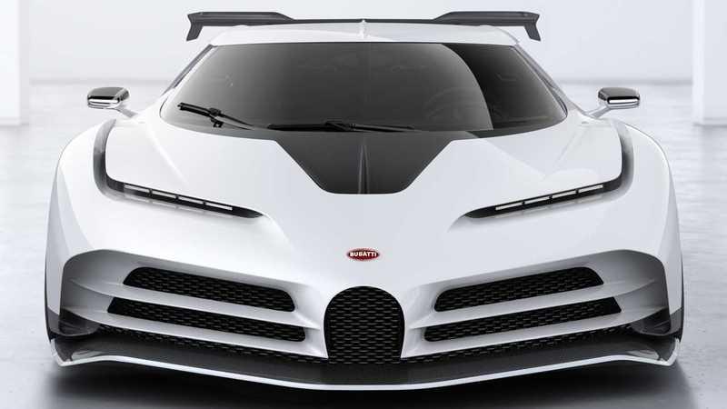 Bugatti выпустила 8 юбилейных автомобилейCentodieci