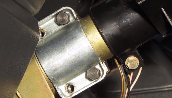 Установка замка зажигания ВАЗ 2114