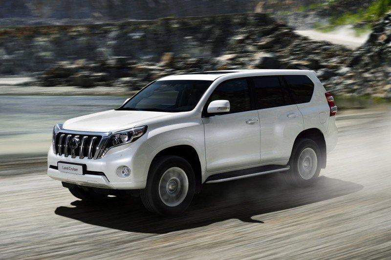 Toyota Land Cruiser могут снять с продаж в США