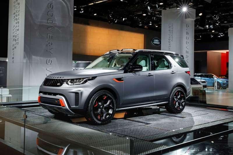 Эксперты оценили продажиJaguar и Land Rover в России за 2019 год