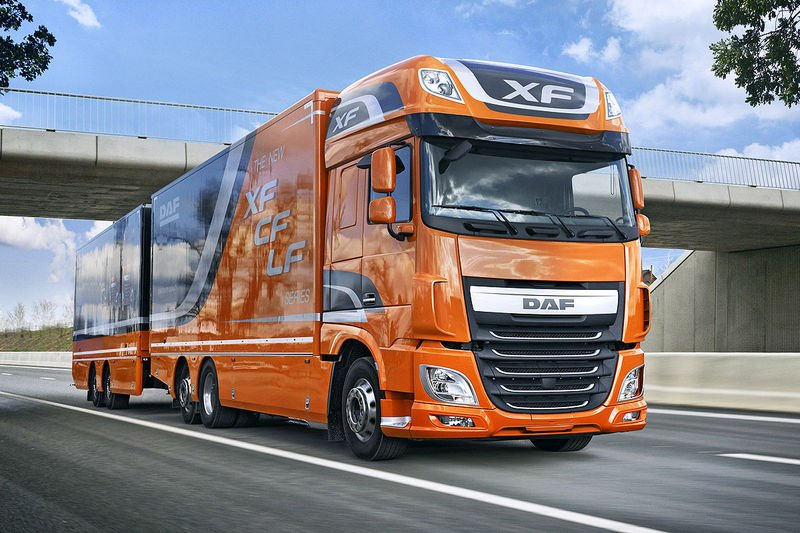 ТОП-5 самых продаваемых грузовиков в России