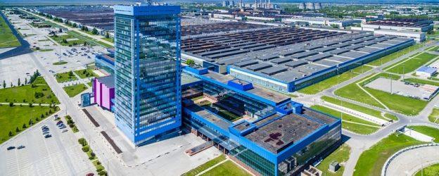 завод автоваз в тольятти