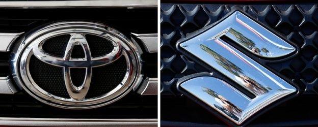 Suzuki и Toyota Motor Corporation