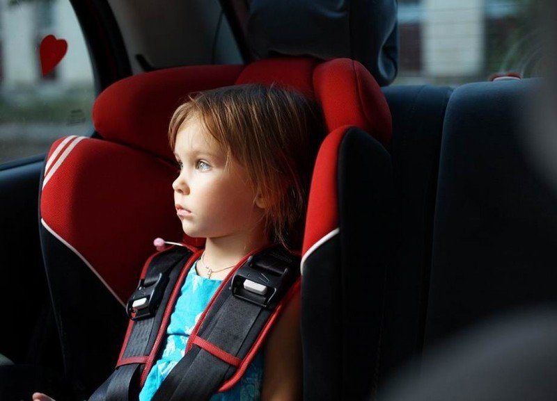 ГИБДД планирует ужесточить ответственность водителей за перевозку детей