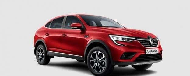 Renault Arkana Edition One