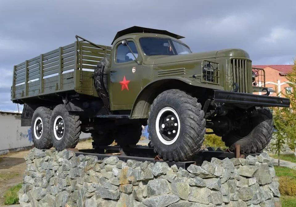 Тест на знание советских грузовиков