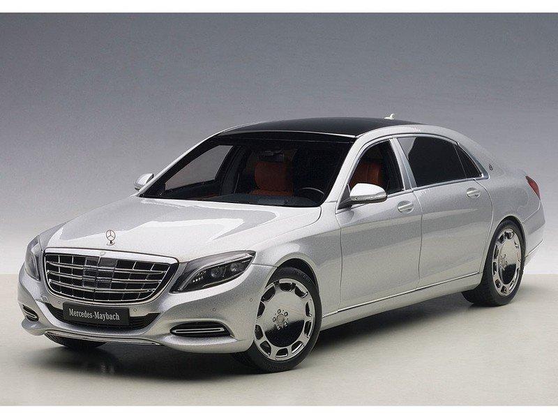 Mercedes-Maybach S-Klasse стали меньше покупать в России
