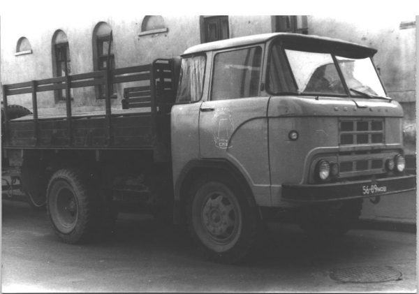 Фото автомобиля КАЗ-606 «Колхида»