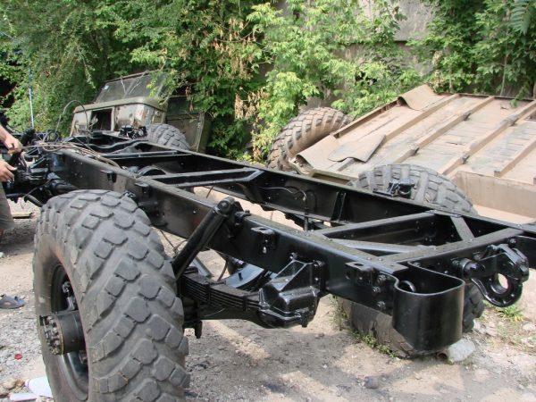Рама ГАЗ-66