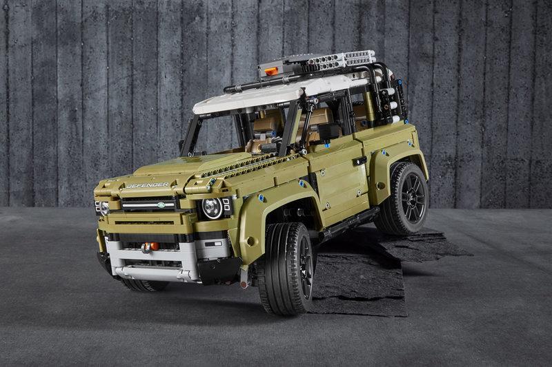 Land Rover Defender начал собирать заказ на автомобили
