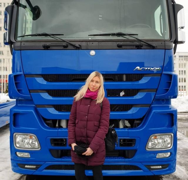 Королевы дорог: женщины-дальнобойщицы из России и СНГ