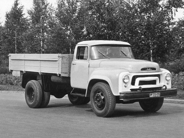 Одна из ранних версий ЗИЛ-130
