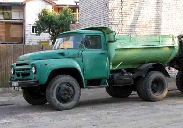 ЗИЛ-130Д