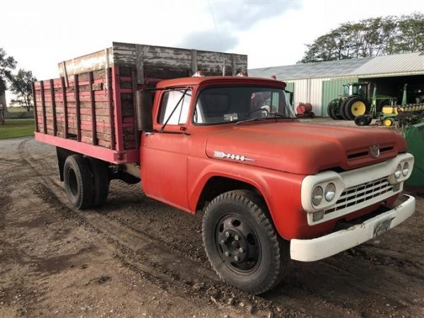 Ford F600 1960