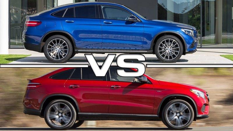Представлены гибридные автомобилиMercedes-Benz GLE и GLC