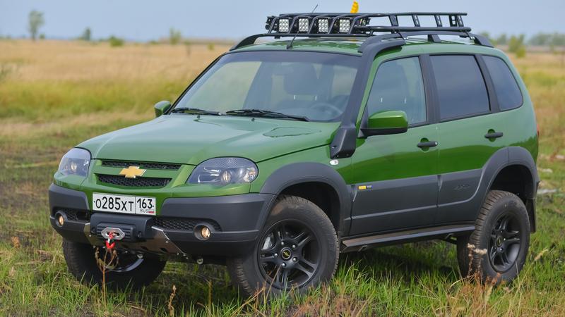 Бюджетная комплектацияChevrolet Niva скоро в продаже