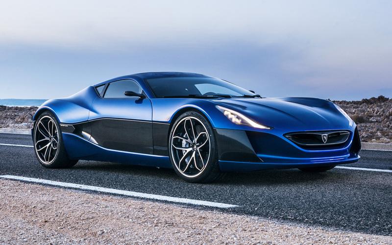 Самый быстрые электромобили: Топ-10