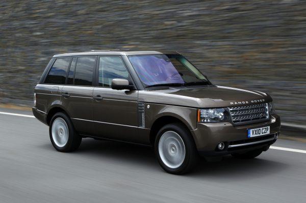 Range Rover TDV8 Vogue SE