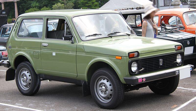 Lada NIVA 4×4: самые необычные версии