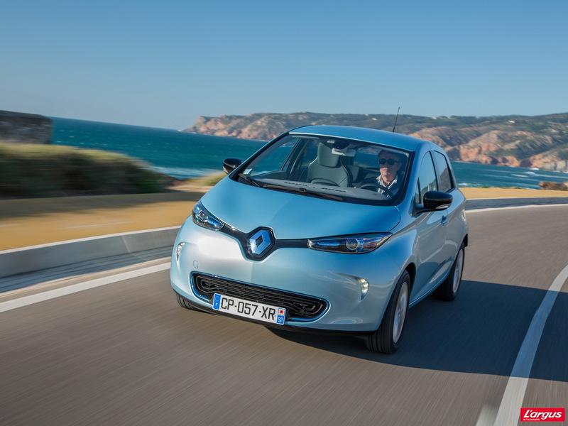 Renault Zoe: краткий обзор популярного электромобиля
