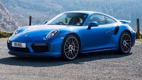 Легендарный Porsche 911