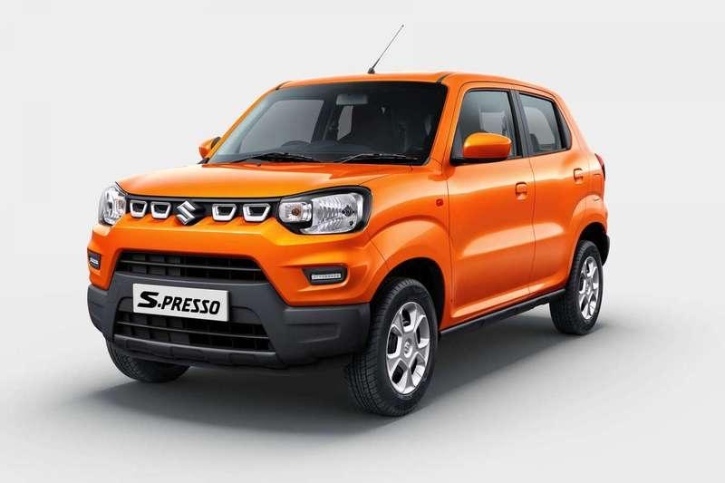 Suzuki S-Presso появился в продаже