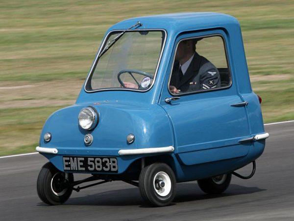Микроавтомобиль Peel P 50