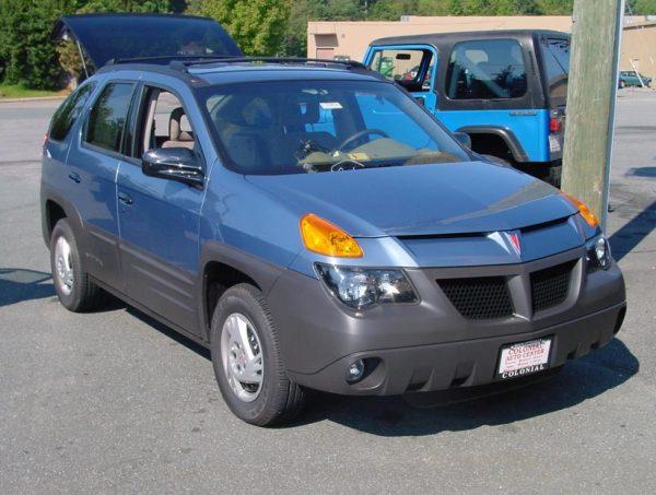 Pontiac Aztek (2001–2005)