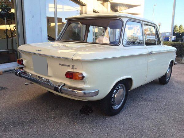 NSU Prinz IV — прообраз ЗАЗ-966