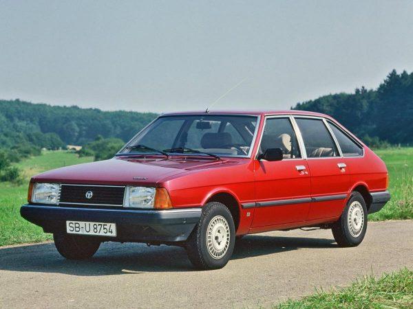 Simca-Chrysler 1308 — прообраз «Москвич-2141»