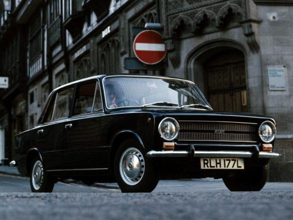 Fiat 124 — итальянская «Копейка»