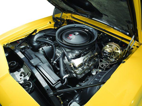 Двигатель Chevrolet ZL1 Camaro