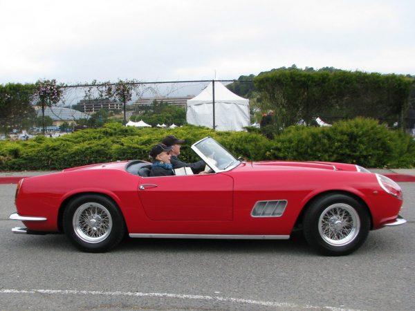 1961 Ferrari 250 GT Spyder