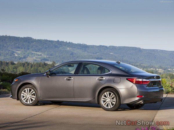 Lexus ES — фото