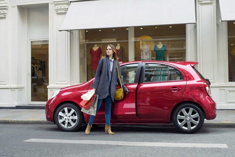 Автомобили, идеально подходящие для женщин