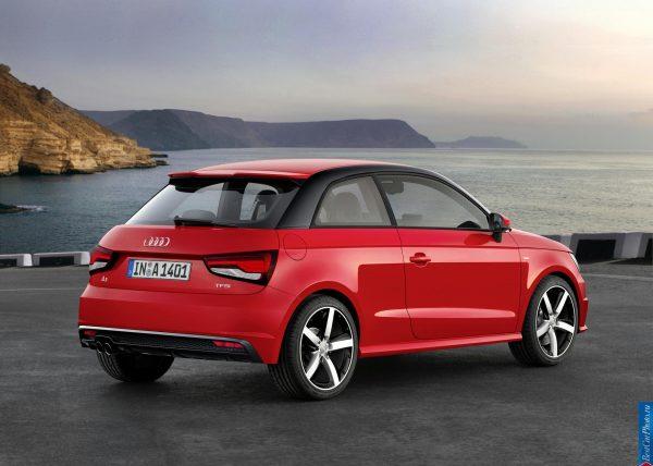 Audi A1 — фото