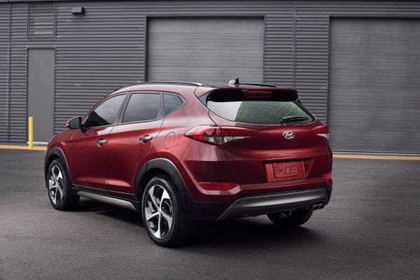 Hyundai Tucson — фото