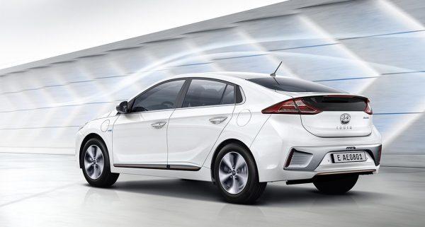 Hyundai Ionic Electric — фото